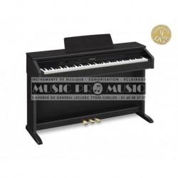 Casio AP-260BK - Piano numérique noir satiné avec meuble