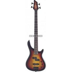 """Stagg BC300-SB - Guitare basse électrique """"Fusion"""" 4 cordes"""