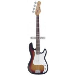 """Stagg P250-SB - Guitare basse électrique Standard """"P"""""""