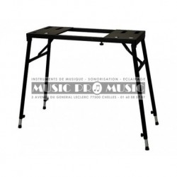 Music Pro Music KS100-BK - Stand Table 4 pieds indépendants