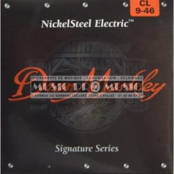 Dean Markley 2508 - Jeu de cordes 9-46 pour guitare électrique