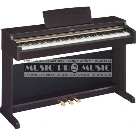 Yamaha YDP-162R - Piano numérique rosewood avec meuble
