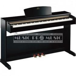 Yamaha YDP-C71PE - Piano numerique noir laqué avec meuble