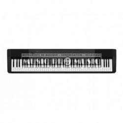 Casio CDP-130BK - Piano numérique portable noir