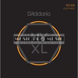 D'Addario NYXL1046 - Jeu de cordes NYXL 10-46 pour guitare électrique