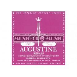 Augustine RGGOLD - Jeu de cordes Gold Tension Normale pour guitare classique