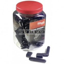 Stagg GSW-40-BK - Peg Winder noir