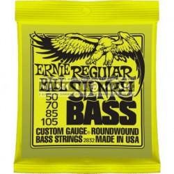 Ernie Ball 2832 - Jeu de cordes pour basse 50-105
