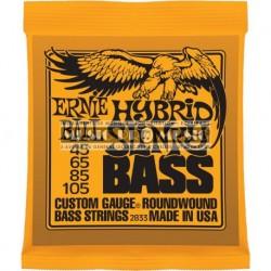 Ernie Ball 2833 - Jeu de cordes pour basse 45-105