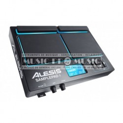 Alesis SAMPLEPAD-4 - 4 pads électroniques + sampler sur carte SD