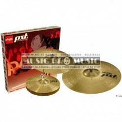 Paiste 870344 - Pack cymbales pst3 universel