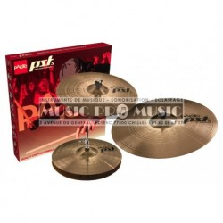 Paiste 870599 - Pack cymbales pst5 universel