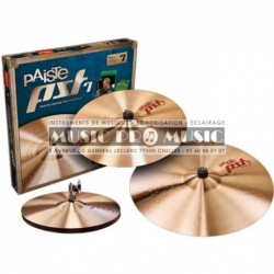 Paiste 871264 - Pack cymbales pst7 light