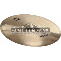 "Stagg DH-CM14B - Crash 14"" medium brillant"