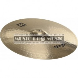 "Stagg DH-CR15B - Crash 14"" Rock brillant"