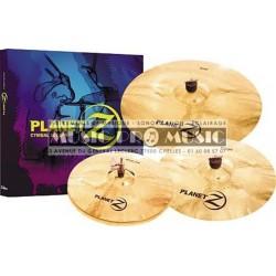 Zildjian PZ4PK - Pack cymbales Planet Z