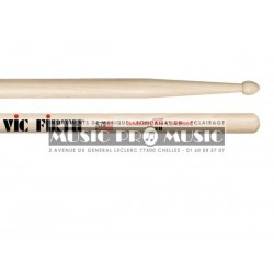 Vic Firth 2B - Paire baguettes 2B