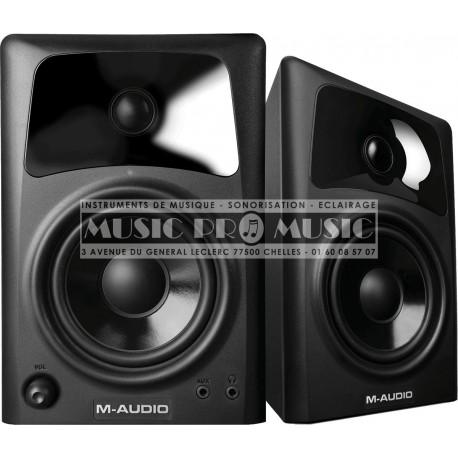 M-Audio STDPHILEAV42 - Paire enceinte de monitoring et multimédia 2x20w