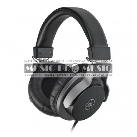 Yamaha HPH-MT7 - Casque audio Pro noir