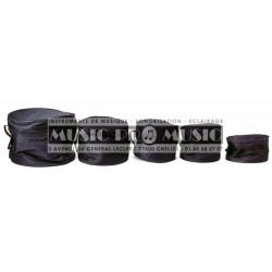 """Stagg PBS-1-ECO-5 - Set housses batterie standard 22"""""""