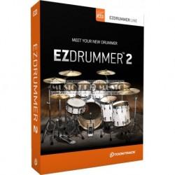 Toontrack EZDRUMMER2 - Logiciel batterie virtuelle 2