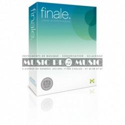 IPE Music FINALE2014FR - Logiciel Finale 2014