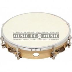 "Gewa 841200 - Tambourine 8"" cymbalettes"