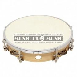 "Gewa 841202 - Tambourine 10"" cymbalettes"