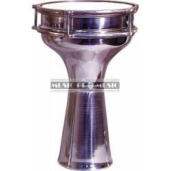 Vatan 103 - Darbouka turque aluminium taille moyenne