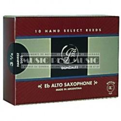 Gonzalez 737451 - 10 anches pour saxophone alto Eb 3