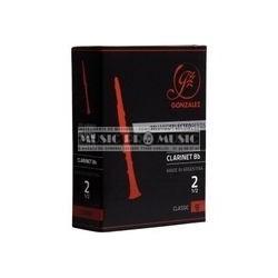 Gonzalez 737758 - 10 anches pour clarinette Bb 3