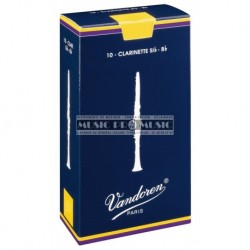 Vandoren CR1025 - 10 anches pour clarinette 2.5