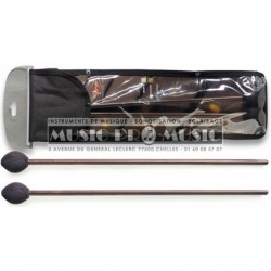 Stagg SMM-WH - Baguettes Marimba Maple hard