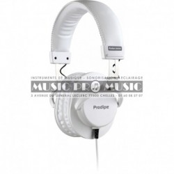 Prodipe 3000W - Casque audio DJ blanc