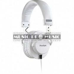 Prodipe 3000W - Casque Prodipe d'écoute professionnel polyvalent blanc