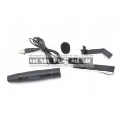 Prodipe GL21 LANEN - Micro Prodipe pour GUITARE ACOUSTIQUE/UKULELE - Back Electret