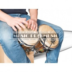 Prodipe PL21 - Kit 3 micros statiques pour percussion