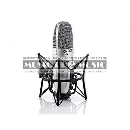 Prodipe STC-3D - Micro chant de studio 3 directivités