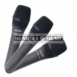 Prodipe PROTT4 - Pack 3 micros chant dynamique TT1 Pro