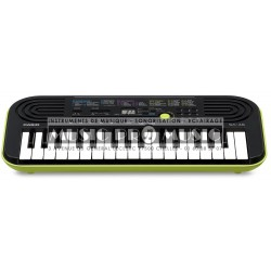 Casio SA-46 - Clavier arrangeur 32 notes non dynamique vert