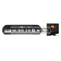 Casio SA-77 - Clavier arrangeur 44 notes non dynamique gris