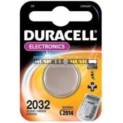 Duracell CR2032 - Pile 3v CR2032