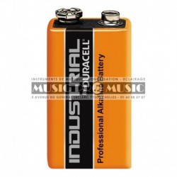Duracell Industrial - Pile 9V 6F22