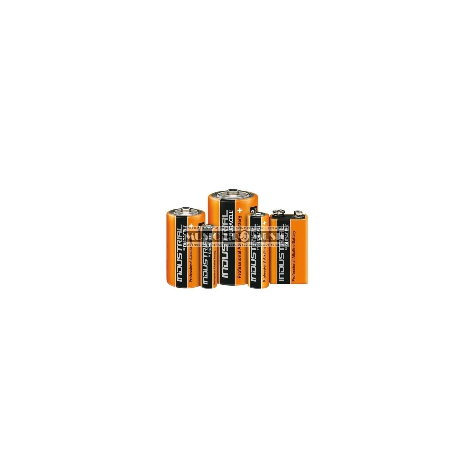 Duracell industrial lr20 pile 1 5v d - Pile 1 5v ...