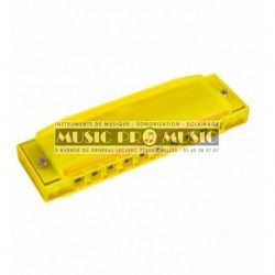 Hohner M5151 - Harmonica Happy Yellow