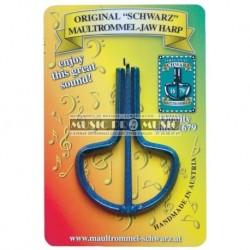 Original Schwarz Nr8 - Guimbarde Fun Harp Nr.8