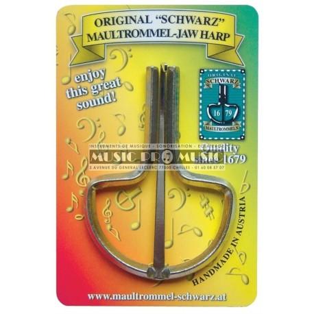 Original Schwarz Nr12 - Guimbarde Fun Harp Nr.12