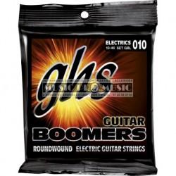 GHS GBL - Jeu de cordes Boomers 10-46 pour guitare électrique