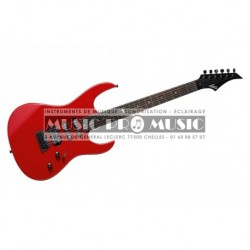 Lag A66-DRD - Guitare électrique Arkane Red
