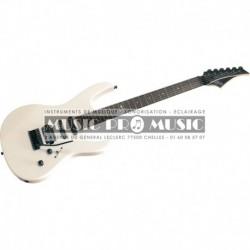 Lag A66-IVO - Guitare électrique Arkane Ivoire